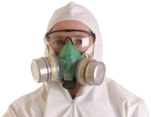 If your exterminator needs a mask and suit to spray your bedroom Do you REALLY want to sleep there tonight?